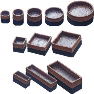 Tartelete Chocolate